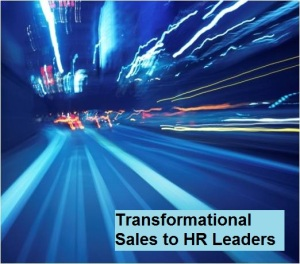 transformational sales to HR leaders